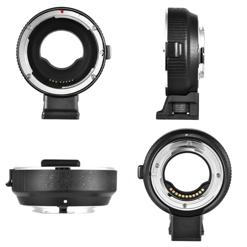 EF-M4/3 II Auto Focus AF Lens Adapter For Canon EF EF-S to M4/3 Camera for Canon EF EF-S Lens to Camera M4/3 Mount GH5 GH4 GX85 enlarge