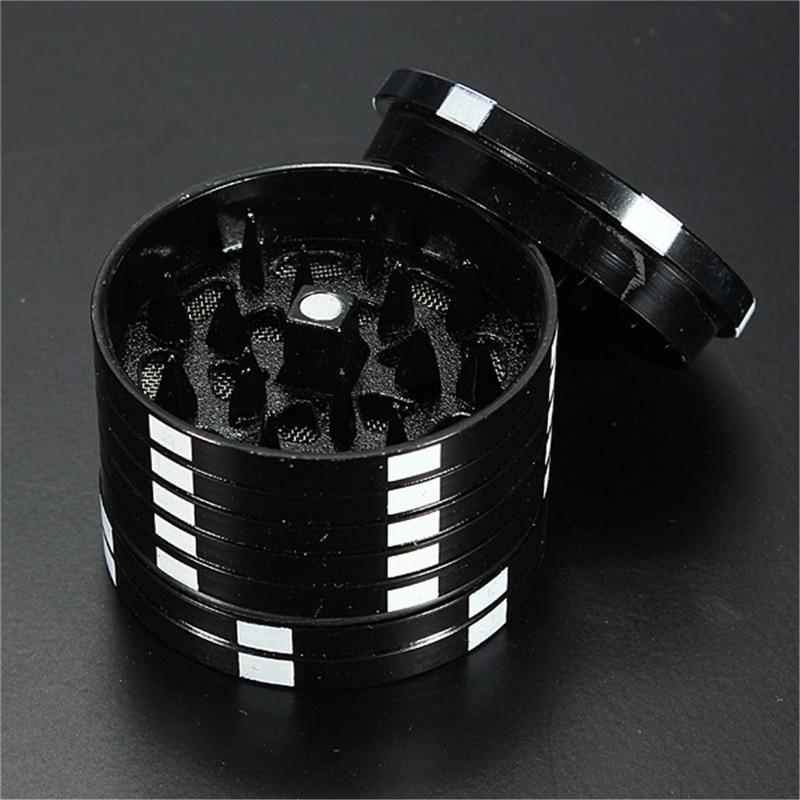 3 Layers Poker Chip Style Herb Herbal Tobacco Grinder Grinders Smoking Pipe Accessories gadget Red/Green/Black