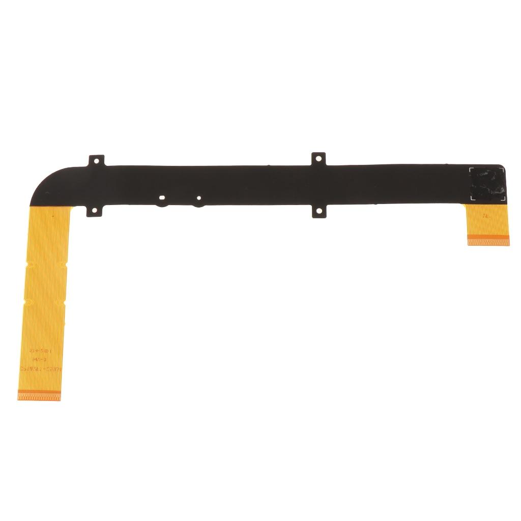 1 Paquete De Repuesto LCD Flex Cable Para Fuji X-A3 XA3 XA10 Cámara Digital
