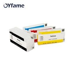 Oyfame para hp 950xl 951xl cartucho para hp 950 951 cartucho de tinta recarregáveis para hp 8610 8620 8630 8640 8660 8680 251dw impressora