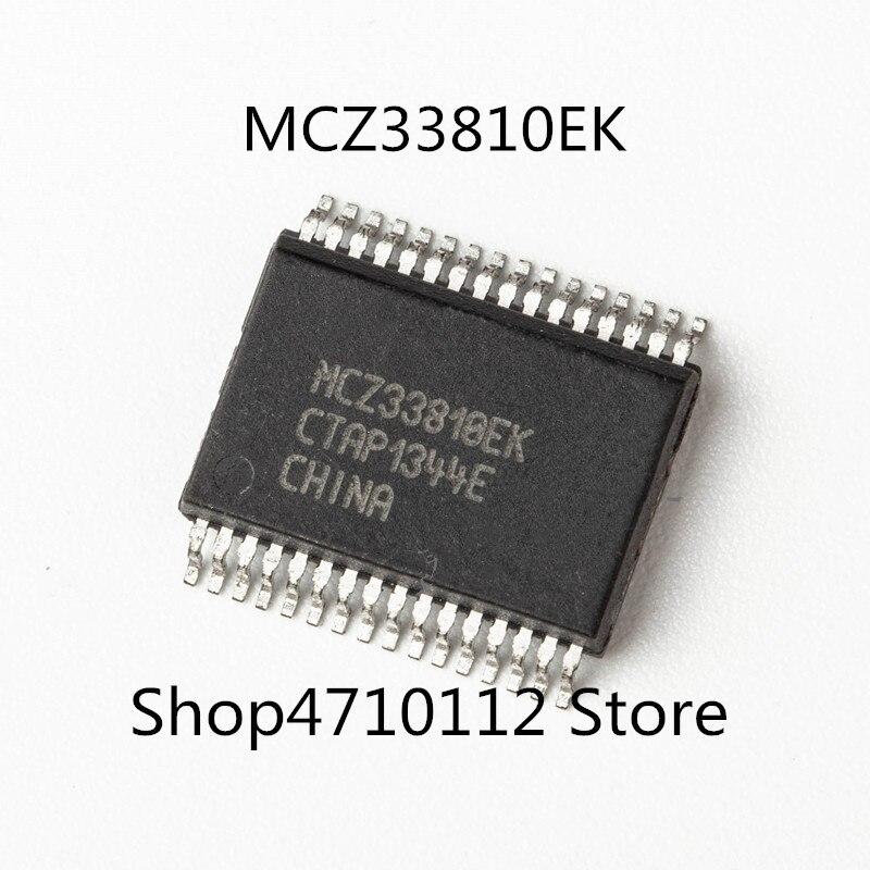 Envío Gratis nuevo 10 unids/lote MCZ33810EK MCZ33810 SSOP32