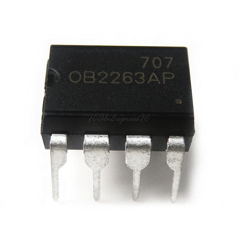 10 pçs/lote OB2263AP OB2263 DIP-8 Em Estoque