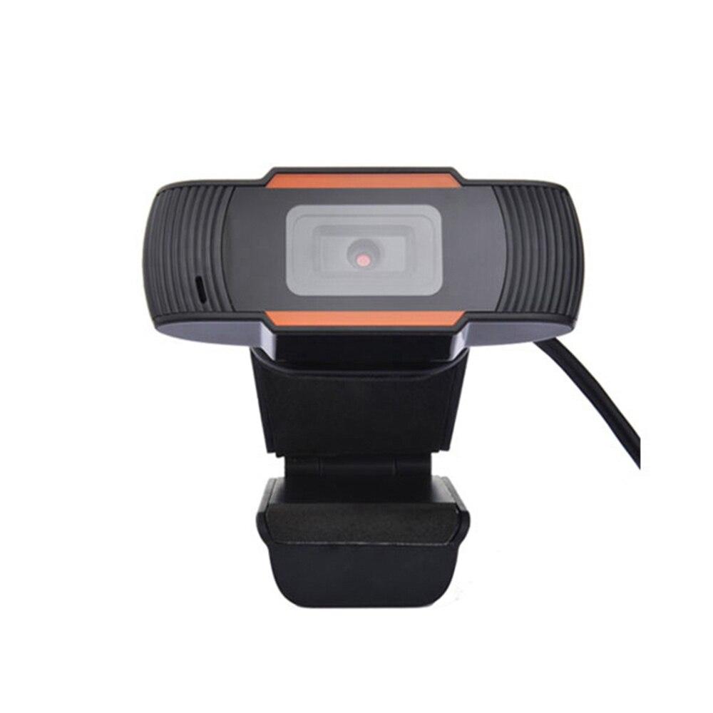 Cámara Web HD IP Cámara WiFi endoscopio incorporado micrófono de absorción de sonido vigilancia de seguridad en línea Reunión Video llamada