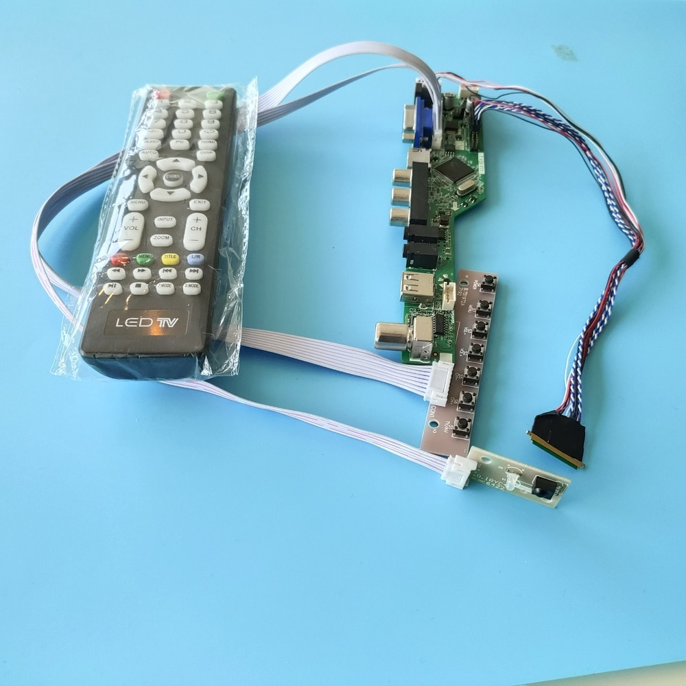 عدة ل B156XW02/LP156WH2 LCD LED 15.6