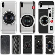 Funda suave de silicona TPU para teléfono con altavoz de cámara Sharp-Aquos R5G S2 R R3 V Zero 2 R2 Compact S3 High Sense 3 Lite Plus