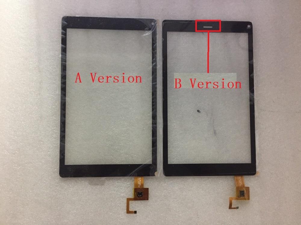 Panel de pantalla táctil de 8 pulgadas 100-080F-1110 para teXet TM-8051 x-pad FORCE 8i 3G, digitalizador de vidrio capacitivo para tableta pc