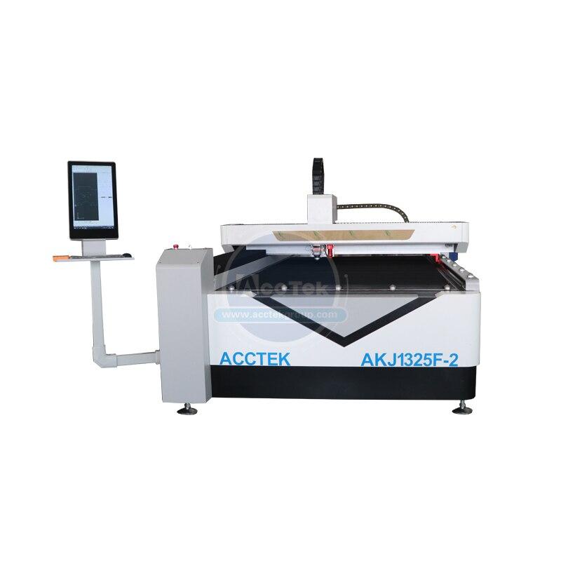 Popular graveur láser co2 láser 150w corte acrílico, fibra de aluminio metal máquina de corte láser