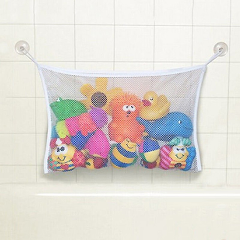 Bolsa de red para juguetes para bebé, bolsa de almacenamiento para muñeca, bolsa de almacenamiento para bañera, bolsa de almacenamiento de juguetes, bolsillo de red, bolsa de juguete para bañera de bebé, red de suministros para niños pequeños