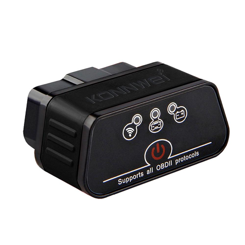 2021 OBD Автомобильный сканер Bluetooth-совместимый Elm327 Wifi Icar 2 Автомобильный диагностический инструмент Автомобильная диагностика для Android/ПК/IOS с...