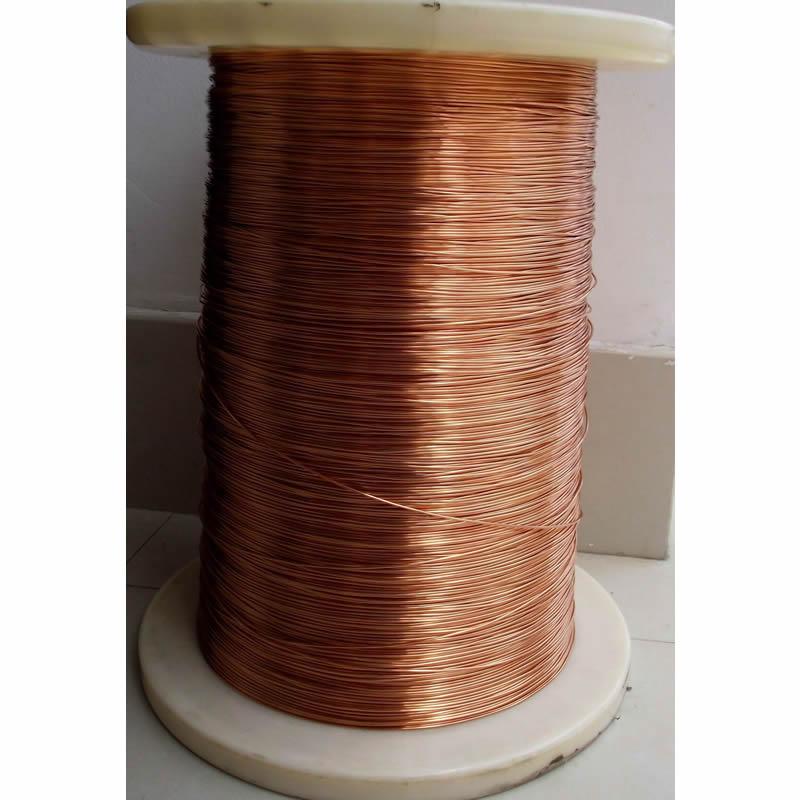 0.5 milímetros novo poliuretano esmaltado fio QA-155 2UEW fio de cobre esmaltado fio de solda em linha reta