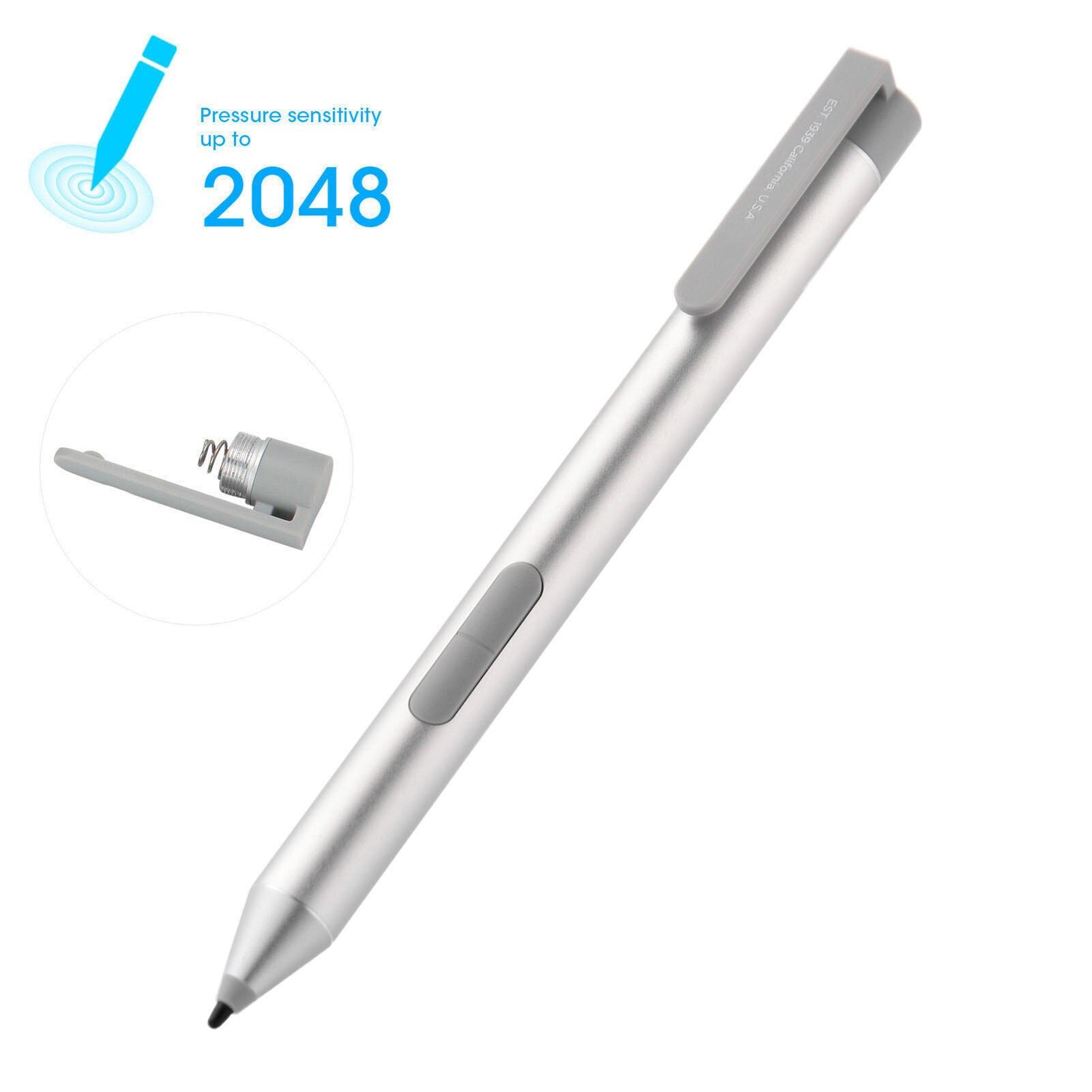 قلم ستايلس ل HP 240 G6 Elite X2 1012 G1/G2 أجهزة الكمبيوتر المحمولة ضغط القلم قلم شاشة اللمس الذكية القلم قلم ستايلس ل HP Pro X2 612 G2