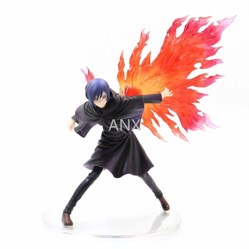 26CM Tokyo Ghoul Kirishima Peripherals Figure Action Anime PVC Collection Doll Model Toys For Children Tokyo Ghoul Figure figure action figure pvc toys collection doll anime cartoon model 12cm