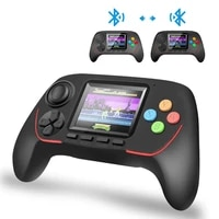 2 5 inch handheld doubles game console 16 double player bluetooth wireless connection dual pk game console games for kids