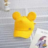 Детские солнцезащитные кепки с большими ушами #5