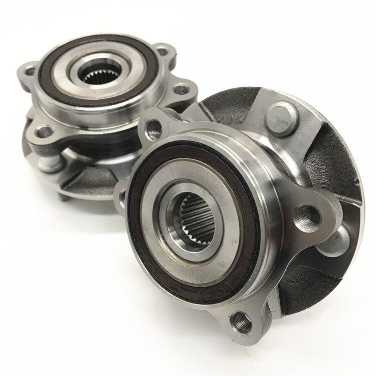 1 قطعة محمل محور العجلة الأمامية لتويوتا كورولا الصينية أفينسيس أوريس RAV4 السيارات السيارات موتور جزء 43550-42010