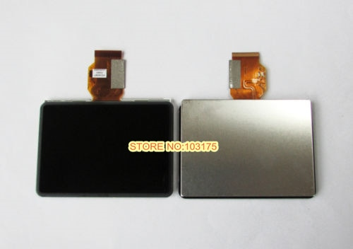 شاشة عرض LCD لكانون EOS 5D مارك III 5DIII 5D3 1DX EOS-1D X كاميرا + زجاج + إضاءة خلفية