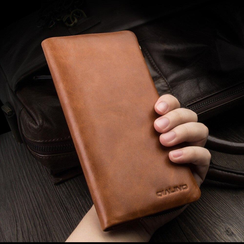 Brieftasche Fall Für Xiaomi Redmi Hinweis 8/7/6/5 Pro Multi-funktions Echte Leder Brieftasche Pouch Tasche Für Xiaomi Mi 9/9SE/8 Fall