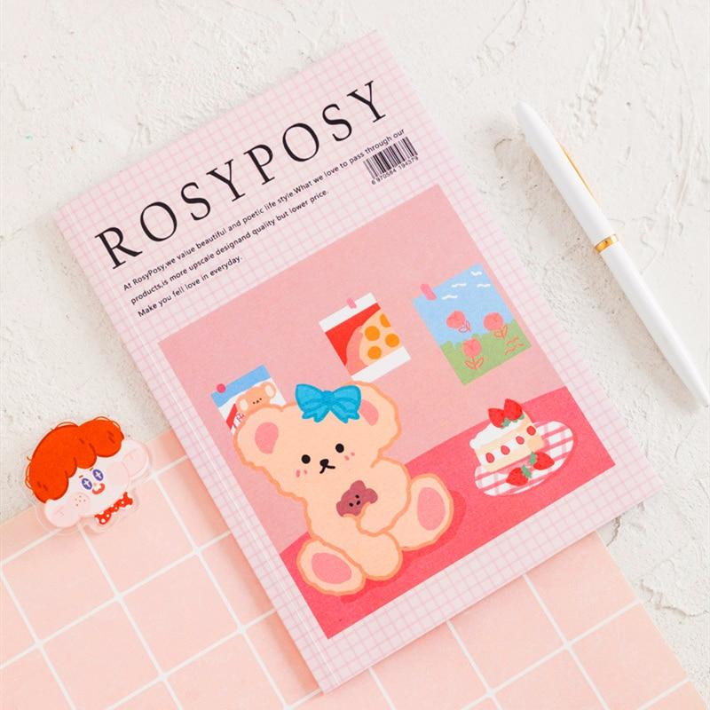 yisuremia-kawaii-rosyposy-life-series-adesivo-creativo-notebook-diario-diario-scrapbook-fai-da-te-decorare-adesivi-cartoleria-scuola