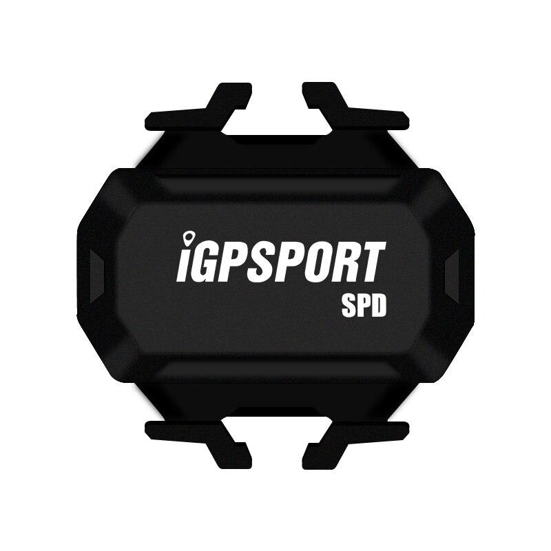 Sensor de velocidad de bicicleta IGPSPORT bicicleta ANT + Sensor de Accesorios de ordenador SPD6
