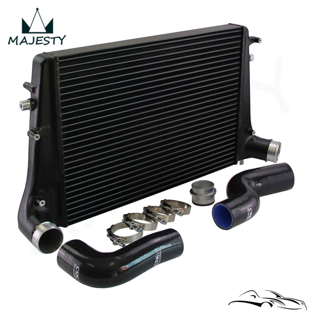 Tube Intercooler Kit Fits For VW GTI Jetta mk5 mk6/ Audi fsi tsi 1.8T 2.0T Version2
