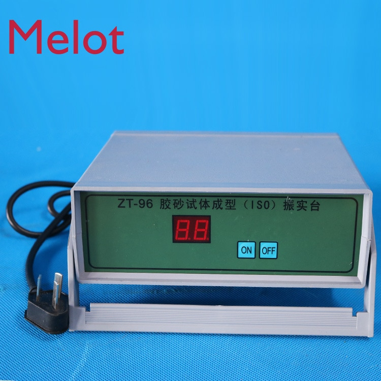 ZT-96-Type Cement Mortar Test Body Forming (ISO) Vibrating Table Cement Sand Vibrating Table Vibrating Table enlarge