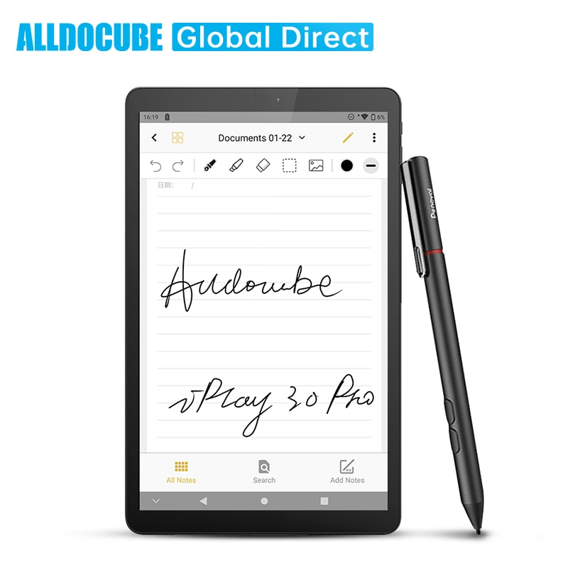 ALLDOCUBE iPlay30 Pro 10,5 Zoll Android 10 Tablet PC 6GB RAM 128GB ROM P60 MT 6771 Tabletten 1920*1200 4G LTE Anruf iPlay 30