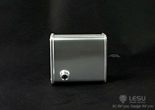 LESU 1/14 Upgraded Exhaust Tank A Part for TAMIYA Benz RC Model Tractor Truck TH02324-SMT5 enlarge