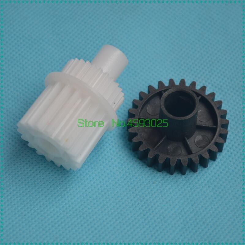 Nova engrenagem de acionamento fuser FU8-0534-000 + FU8-0575-000 para canon ir2535 ir2545 ir 2535 2545 engrenagem da impressora