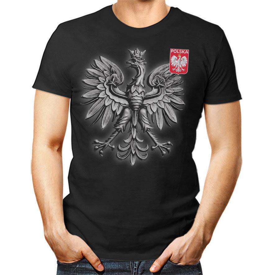 POLSKA Polonia camiseta unisex-Koszulka Patriotyczna polpolski Kibica envío gratis camiseta barata, 2019 camisetas calientes