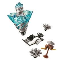 Ninja Kai Jay Zane figuras Spinners Ninjagoly Spinning Top bloques de construcción compatibles Lepining ladrillos juguetes educativos para niños
