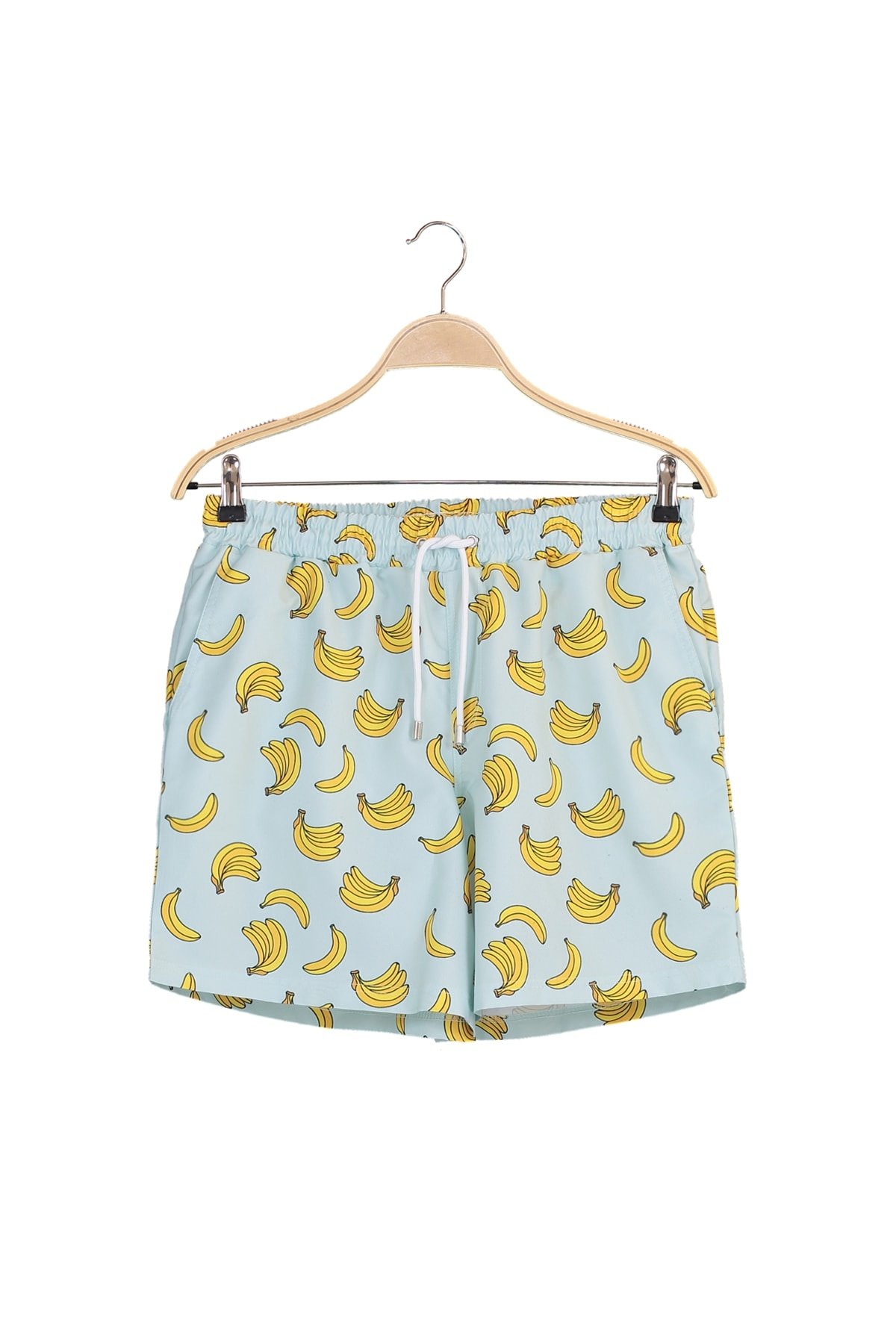 Trendyol Male Printed Sea Shorts TMNSS21DS0031