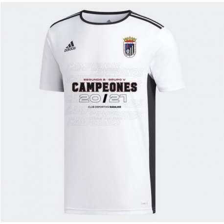 C.d.badajoz Camiseta Campeón Cf21cm0636