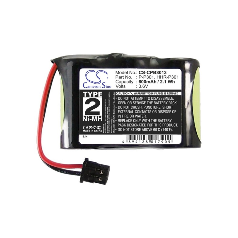 Cameron Sino 600mA Battery for Battery Country  359450 недорого