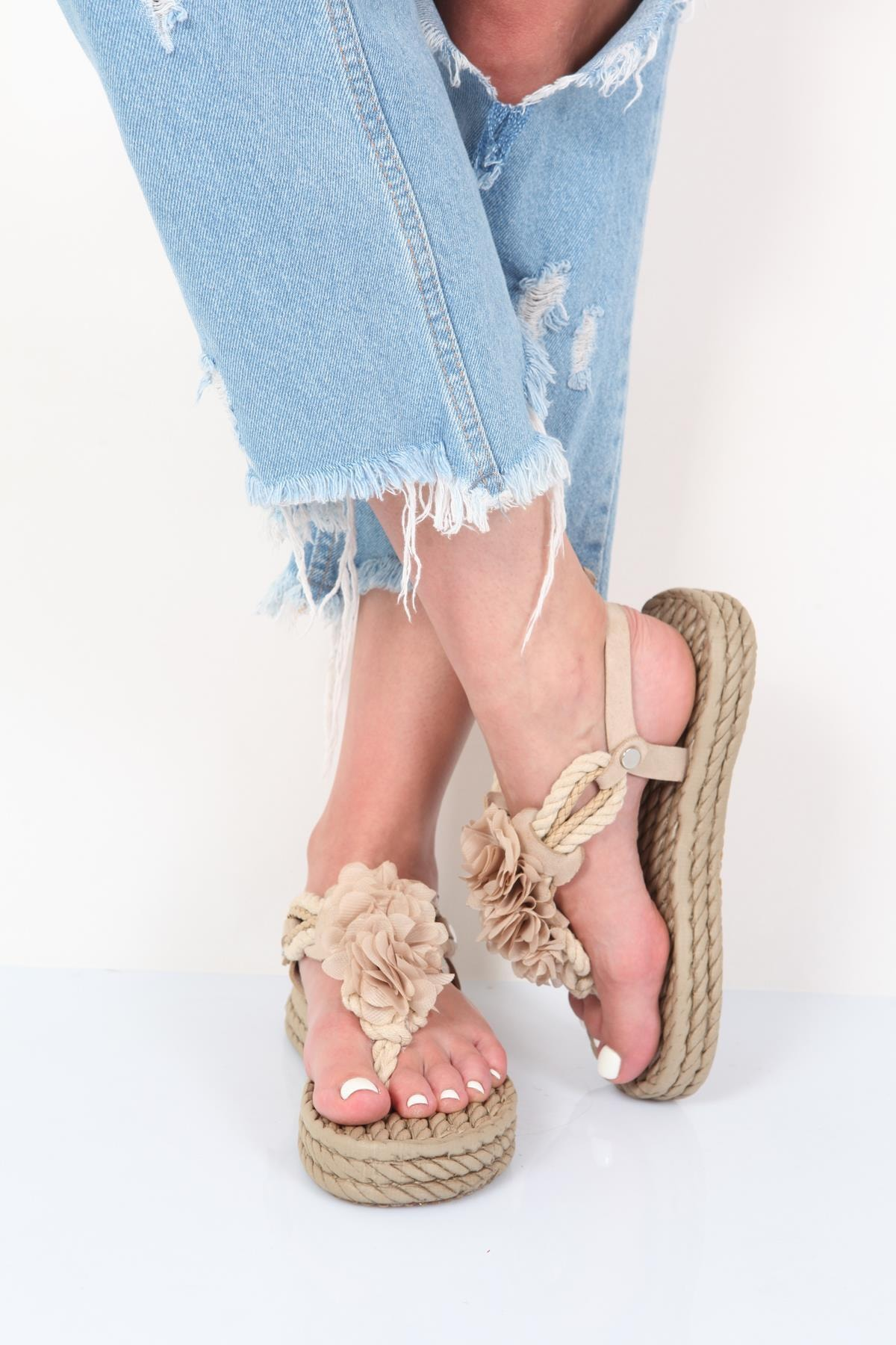 New Fashion Casual Ladies Handmade Straw Slippers Summer Home Sandals Breathable Shoes, Female Beach Street Party Shoes jarycorn shoes women s straw slippers new couple shoes handmade chinese style comfortable sandals2020 summer fashion unisex home