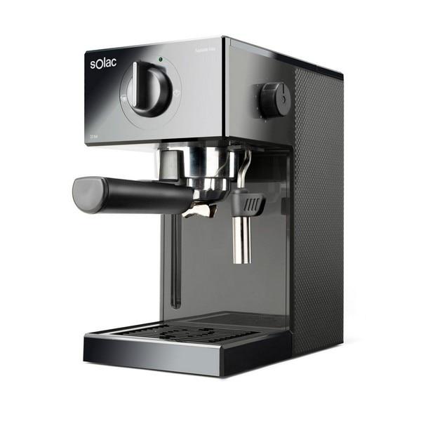 Express Manual Coffee Machine Solac CE4502 Squissita Easy Graphite 1,5 L 1050W