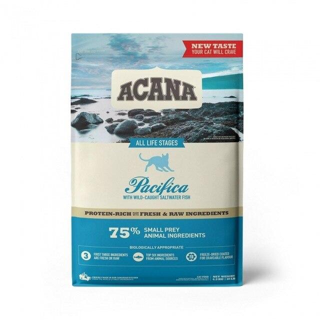 Acana Pacifica-comida para gatos para adultos, 467965478 abierta