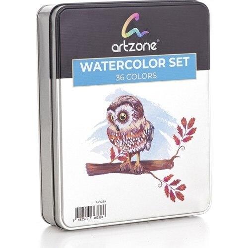 Акварельная бумага Artzone и аксессуар 36'долл