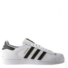 Adidas Unisex Sports Casual Shoes Black B27140 Superstar