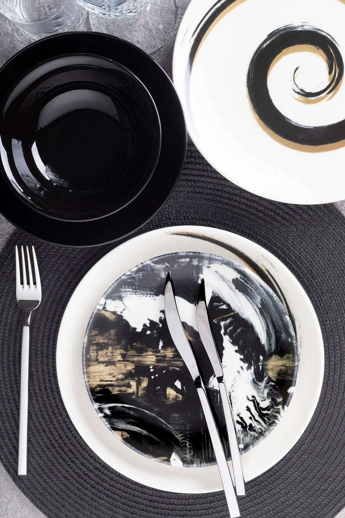 24 piece Dinner set dinnerware set dish set enlarge