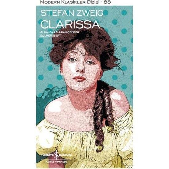 Турецкие книги Clarissa Stefan Zweig