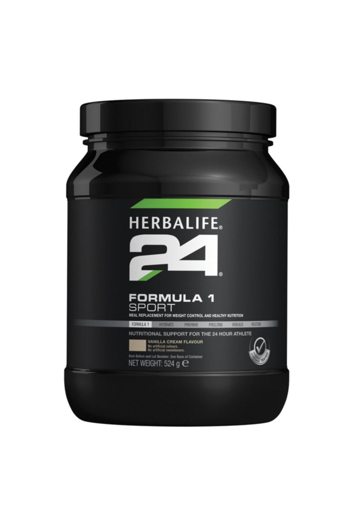 Formula 1 Sport Vanilla Flavored 524 G