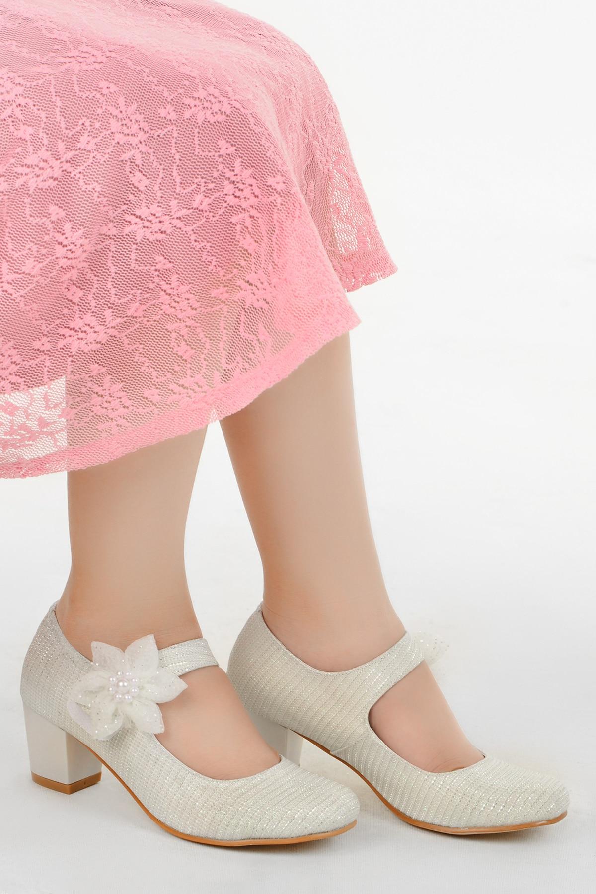 أحذية راقصة باليه من Kiko موديل 751 çأوبرا يوميا للسيدات بكعب 4 سنتيمتر