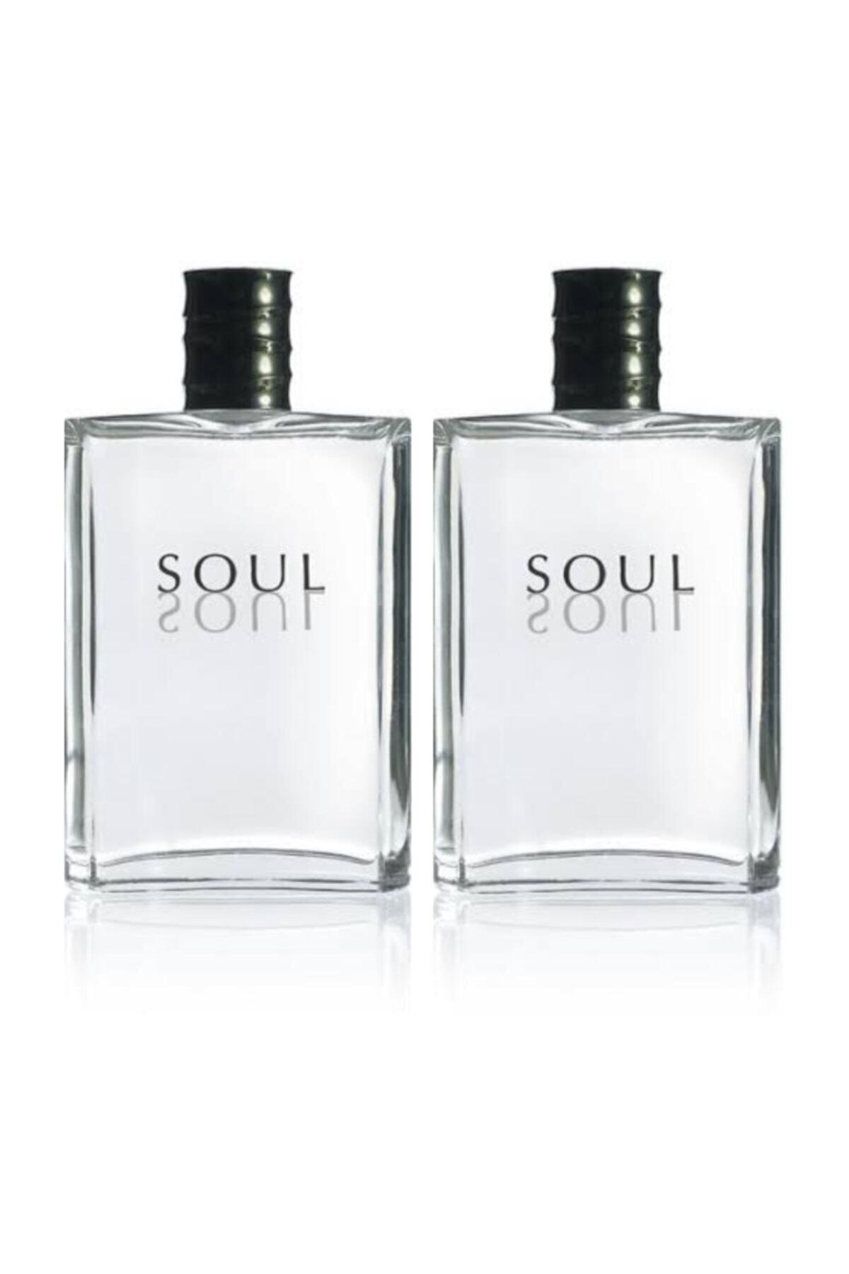 Туалетная вода Soul 100 мл Мужские духи Set 2 шт. в подарок экономичная новая суперароматная модель Соблазнительные