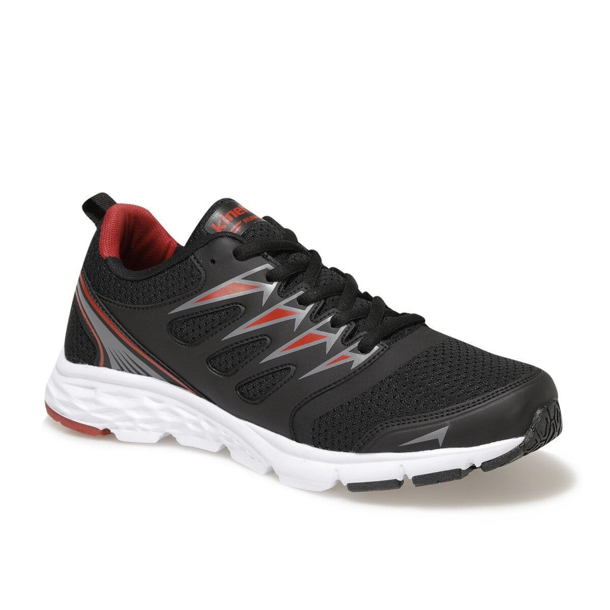 أسود الرجال احذية الجري الرياضة موضة حذاء رياضة الذكور مريحة الترفيه أحذية مشي İNSTREET