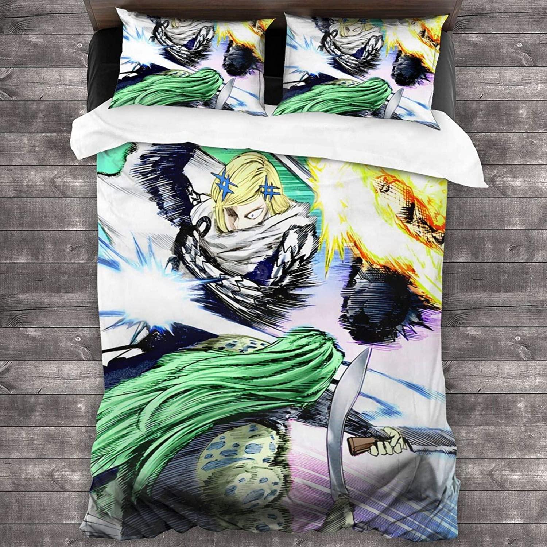 طقم سرير من 3 قطع فائقة النعومة رجل واحد ذو مستوى S بطل فلاش مبهرج مجموعة مع 1 حاف الغطاء 2 المخدة للأطفال المنزل الأريكة