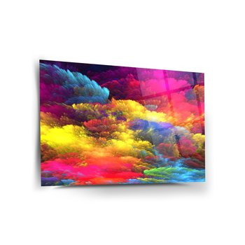 Premium Quality Glass Wall Art Master | Trio | Glass Wall Art Décor Home Decoration Glass Wall Art, oversized Office Wall Décor