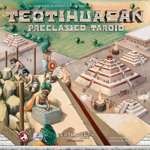 Teotihuacan-Preclassic Tardio
