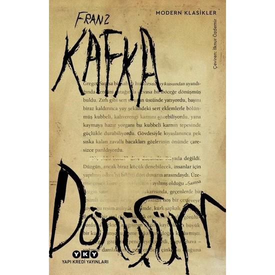 Конверсионные турецкие книги Франц Кафка