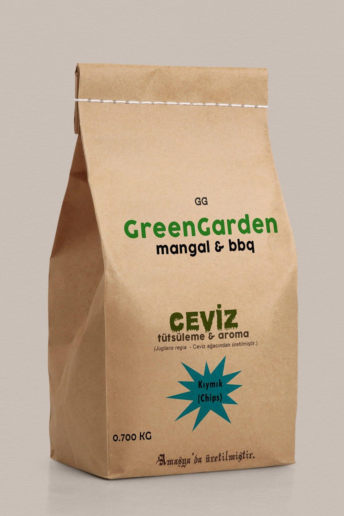 Ароматические чипсы грецкого ореха для барбекю, 0,70 кг