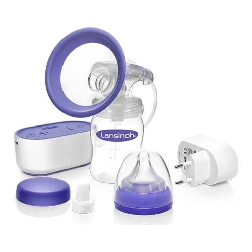Compact Single Electric Breast Pump